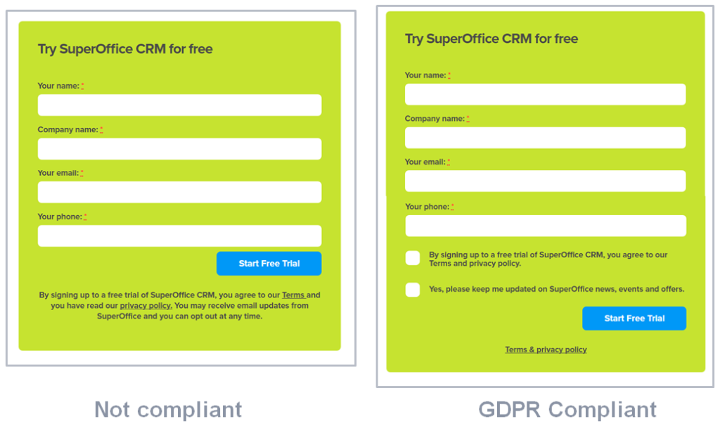gdpr-compliant-web-forms